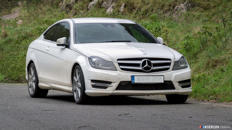 My Mercedes C250 CDI