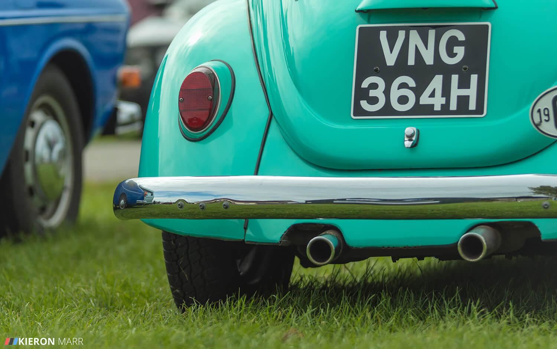 Volkswagen Beetle - Teal
